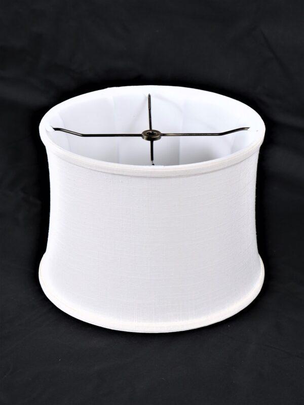 drum lamp shade, lamp shade, linen lamp shade