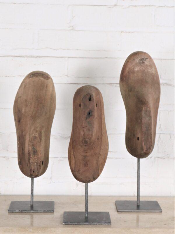 Shoe Mold on Steel Base